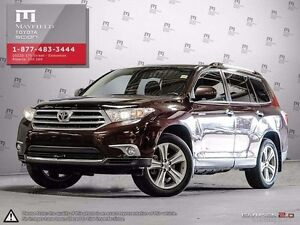 2012 Toyota Highlander Limited Four-wheel Drive