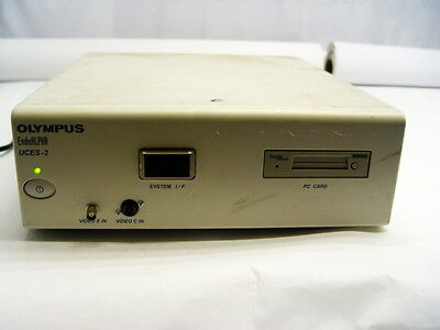 Olympus Uces 2 Endpalpha Endoscopy Control Unit For Endosurgery 100 240V 50 60H