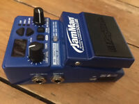 Digitech JamMan Solo XT Stereo Looper Phrase Guitar Effects Pedal