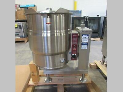 New Southbend Kect-20 Tilting Steam Kettle Electric 208v 1 Ph