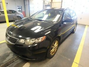2012 Kia Forte 5 EX Wagon Sunroof, alloys, bluetooth, no acciden
