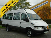 2006 / 56 Iveco DAILY 50c14 Minibus 7s Automatic Wheelchair Wav Low mileage