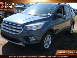 2018 Ford Escape SE, 200A, 1.5L ECOBOOST, 4WD, SYNC, REAR CAMERA