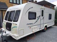 Bailey Olympus 504 (2011) Caravan