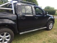 Nissan Navara Outlaw double cab pick-up
