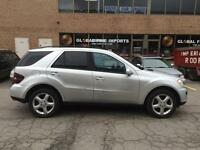 2006 Mercedes Benz ML550 Navi Sport $12,800.00