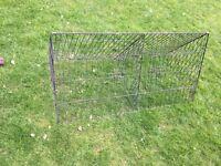 Rabbit / Guinea Pig Triangular Run / Playpen