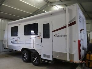 2010 Jayco sterling outback 20.9 Hillbank Playford Area Preview