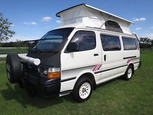 Toyota Hiace Discoverer Camper – AUTO – LOW KMS Glendenning Blacktown Area Preview