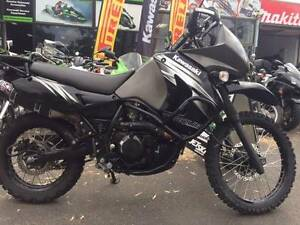 2012 KAWASAKI KLR650, ADVENTURE, ROAD , TRAIL BIKE Lilydale Yarra Ranges Preview