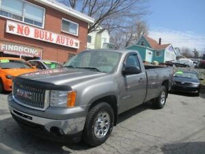 2009 GMC Sierra 1500 WT Reg Cab 4.3L v6, Long Box,