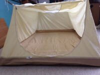 Underbed tent for trailer tent - pennine/conway etc. universal