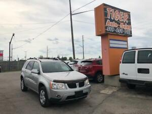 2007 Pontiac Torrent***ONLY 147KMS**ALLOYS**CERTIFIED***