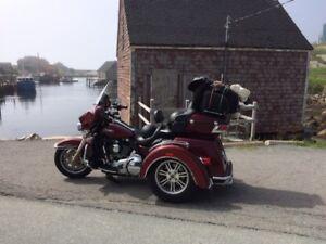2016 Harley Davidson Triglide