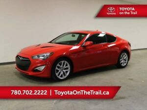 2013 Hyundai Genesis Coupe PREMIUM; 6 SPEED MANUAL, SUNROOF, LEA