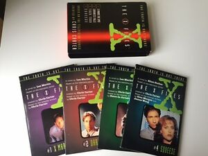 90's TV tie in books/VHS XFiles Clueless Full House