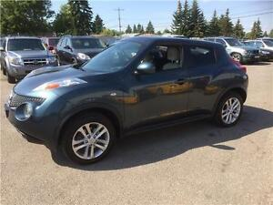 2011 Nissan JUKE SV AWD Turbo