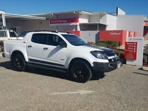 2017 Holden Colorado RG MY17 Z71 (4x4) White 6 Speed Automatic Crew Cab Pickup Warwick Southern Downs Preview