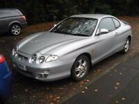 2002 HYUNDAI CLASSIC SPORTS COUPE 2.0 SE/F2 AUTO WITH O/D MOT POSS PART X