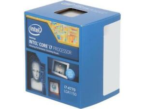 Intel Core i7 4770K CPU and MSI Z97 GAMING 7 Motherboard