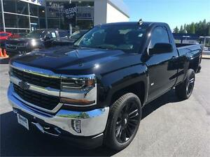 "NEW 2017 Chevrolet Silverado 1500 LT SS regular cab V8 22""wheels"