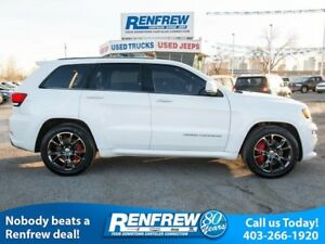 2016 Jeep Grand Cherokee SRT, Panoramic, DVD, 19-Speakers, Remot