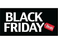 BLACK FRIDAY EVENT!! 7 X 17 ENCLOSED - $7,989 - TAX IN
