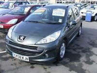 2008 PEUGEOT 207 SW 1.4 VTi S Estate From GBP4,995 + Retail Package