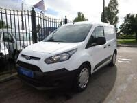 2014 64 FORD TRANSIT CONNECT 1.6TDCi ( 95PS ) 220 Double Cab-in-Van L1 CREW VAN