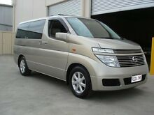 2003 Nissan Elgrand E51 V 70th-2 Silver 5 Speed Automatic Wagon Brompton Charles Sturt Area Preview