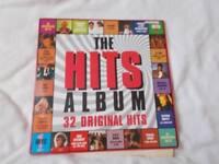 Vinyl LP The Hits Album – Various Artists WEA HITS 1 Stereo 1984