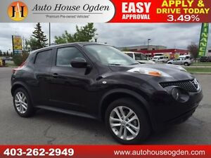 2014 Nissan JUKE SL HEATED LEATHER