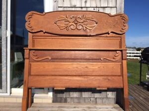 Antique Double/Full size bed