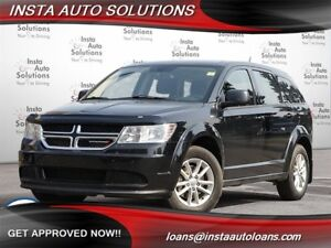 2015 Dodge Journey SE w/ warranty-bad & good credit are welcome!