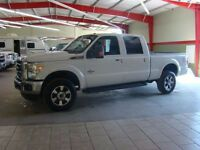 2015 Ford F-350 Lariat 4x4 Diesel Only 7,000km With Leather