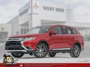 2017 Mitsubishi Outlander GT V6 S-AWC CLEAROUT