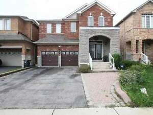 4 Bdrms +1 Detached Home, 5 Washrooms, 2 Master Bdrms