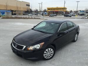 2009 Honda Accord Sedan LX