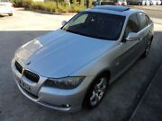 2010 BMW 325I E90 MY10 Exclusive Silver 6 Speed Steptronic Sedan Burwood Burwood Area Preview