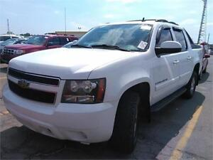 2008 Chevrolet Avalanche Leather