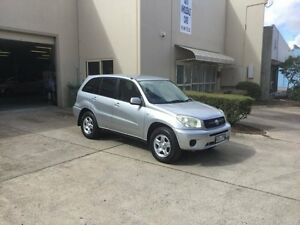 2004 Toyota RAV4 ACA23R CV (4x4) 5 Speed Manual Wagon Buderim Maroochydore Area Preview