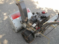 Sears Craftsman 8/25 Snowblower