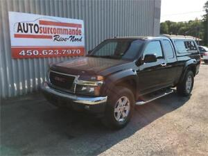2010 GMC Canyon SLT --  GARANTIE 1 AN / 15 000 KMS  --