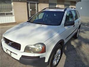 2004 Volvo XC90 7-PASSENGER ACCIDENT FREE FINANCING AVAILABLE