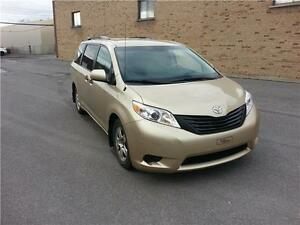 2011 Toyota Sienna 7places