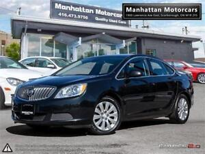 2015 BUICK VERANO PREMIUM |1OWNER|ALLOYS|CAMERA|WARRANTY|79KM