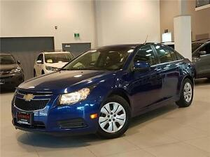 2012 Chevrolet Cruze LT TURBO-AUTOMATIC-ONLY 55K