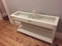 Ikea console / hallway table