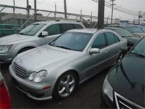 BEAUTIFUL 2005 MERCEDES C230 KOMPRESSOR
