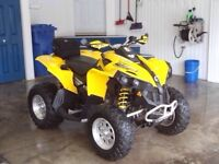 Wanted can-am renegade or outlander